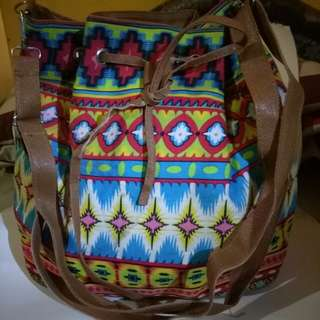 Sling bag tribal