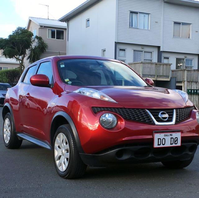 2011 Nissan Juke low kms