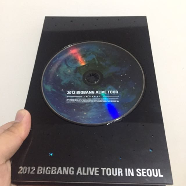 2012 BIGBANG Alive Tour in Seoul
