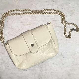 Off White detachable sling bag