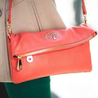 Mulberry Inspired Bag/Wallet with detachable sling