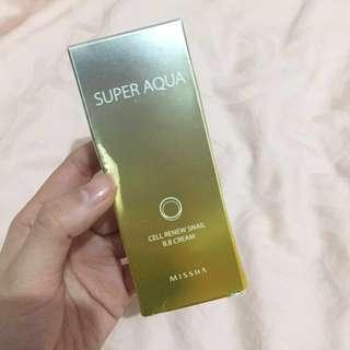 Missha Super Aqua BB Cream