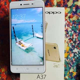 Oppo A37 Rose Gold (URGENT)