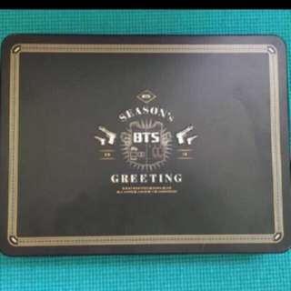 BTS Seasons Greetings 2016 kpop