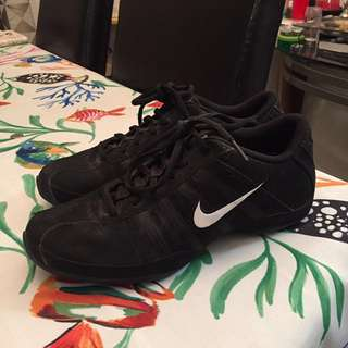 PRICE REDUCTION * Nike Black Shoes