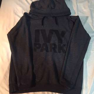 PRICE REDUCTION * Ivy Park Hoodie Logo Sweater