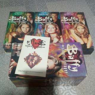 Buffy collectible vhs