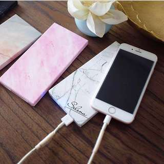 REPRICE Powerbank Marble REAL CAPACITY