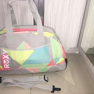 Roxy traveling bag