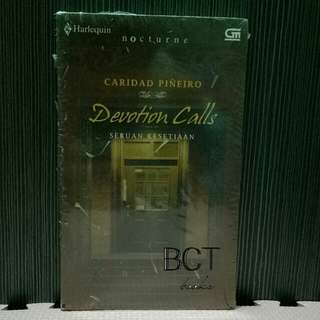 HARLEQUIN - CARIDAD PINEIRO - DEVOTION CALLS