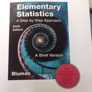 統計學原文課本