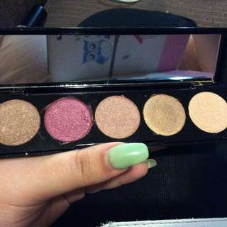 PRICE REDUCED Blinc Eyeshadow Palette