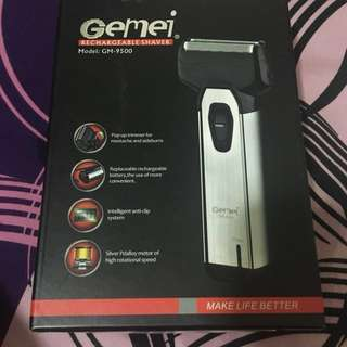 Gemei Rechargeable Shaver GM 9500