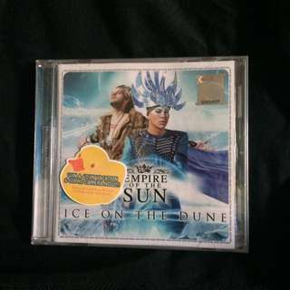 Empire of the Sun CD