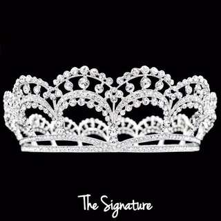 Wedding Crown by The Signature