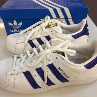Adidas Superstar Rubber Shoes