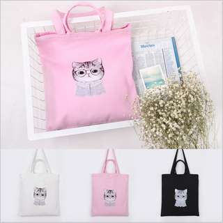 Cute Cat Tote Bag #CarousellXTULC