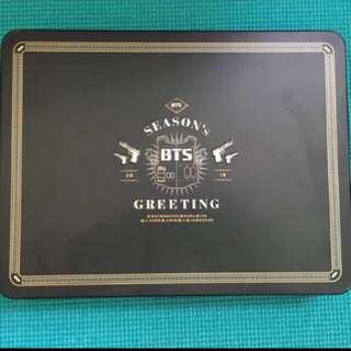 BTS Seasons Greeting 2016 KPOP