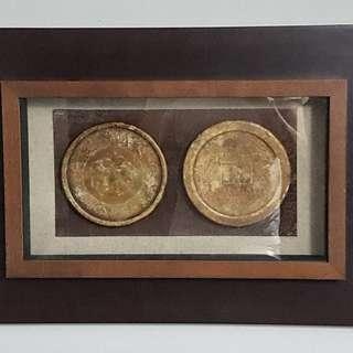 China Double Plates