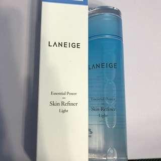 Brand new Laneige skin refiner light