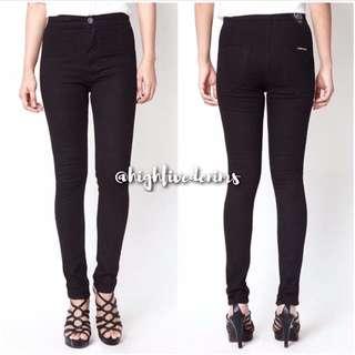 Highwaisted Jeans