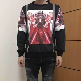 Hood by air sweater (kondisi 98%)
