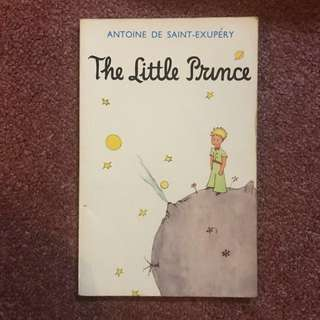 The Little Prince by Antoine de Saint- Exupéry