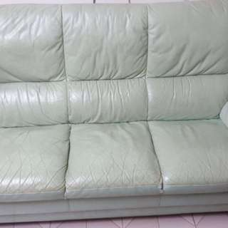 三座位梳化 sofa