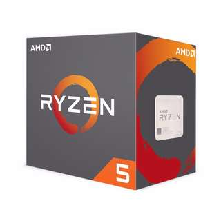 AMD Ryzen 5 1600X 3.8Ghz