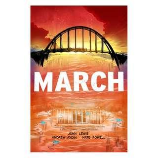 March (Trilogy Slipcase Set)