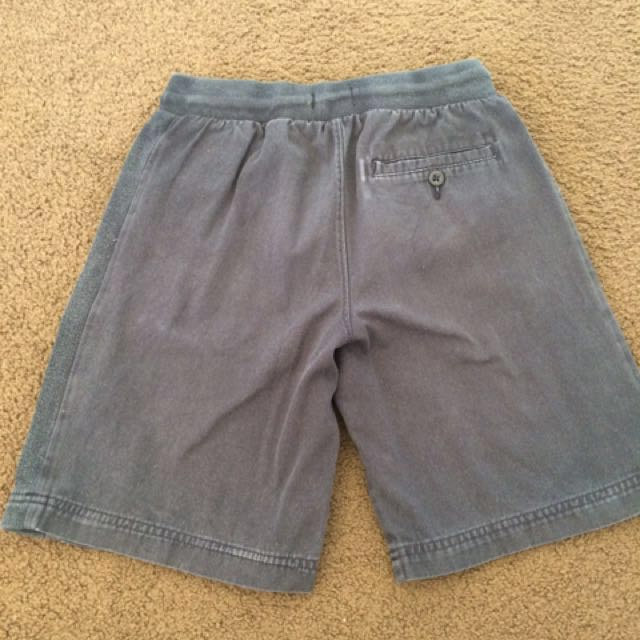 2 pairs of polo shorts
