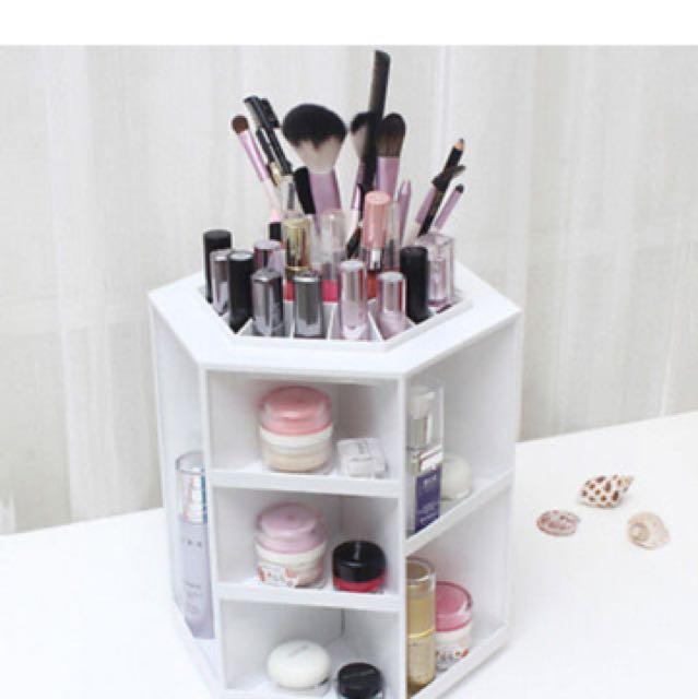 360 makeup orginiser
