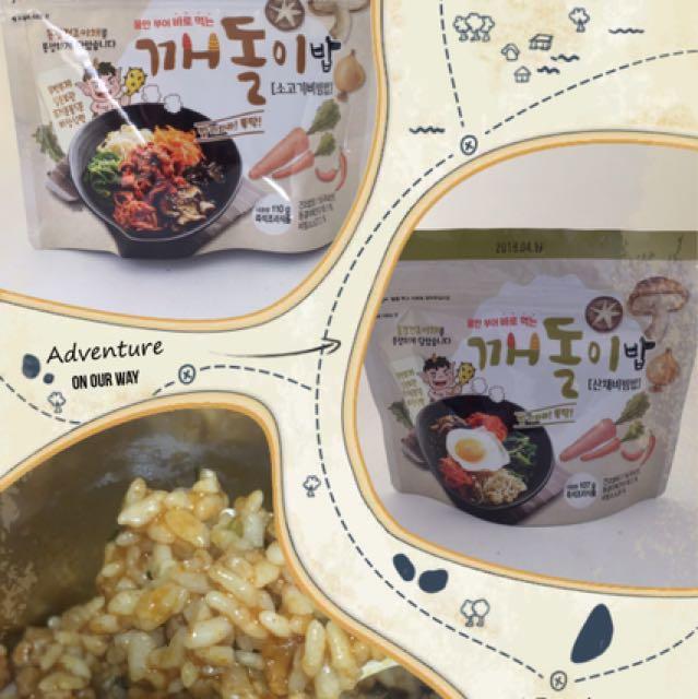 韓國鬼怪牛肉拌飯(即期品)