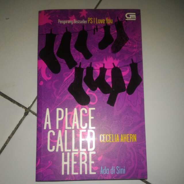 A place called here - cecilia ahren