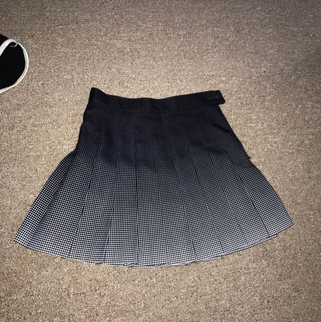 AA tennis skirt