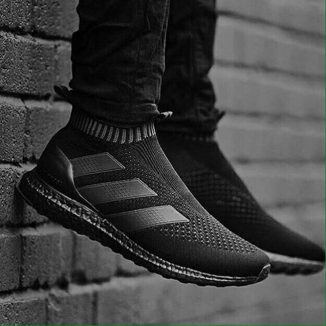 separation shoes 6ae1c 5757d Adidas ACE 16+ purecontrol ultra boost 'triple black', Men's ...