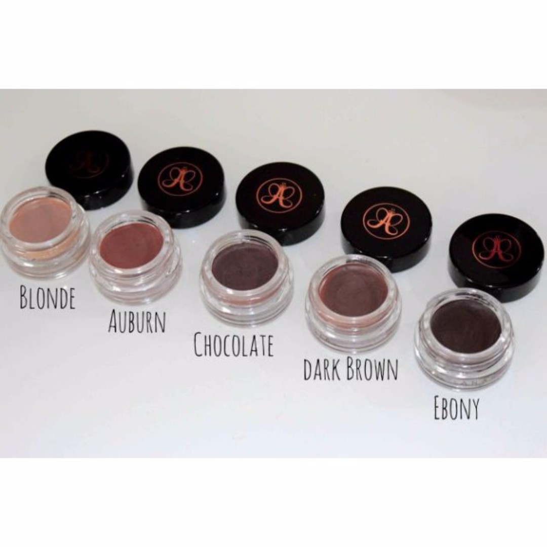 Anastasia Beverly Hills Dip Brow pomade ASSORTED SHADES BRAND NEW & AUTHENTIC (NO OFFERS)
