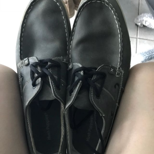 Authentic Hush Puppies top sider