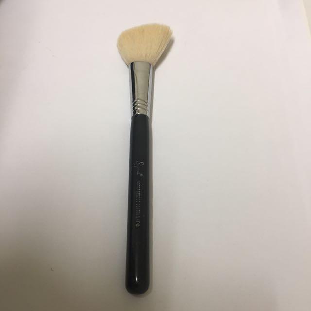 Authentic sigma F40 large angle contour brush