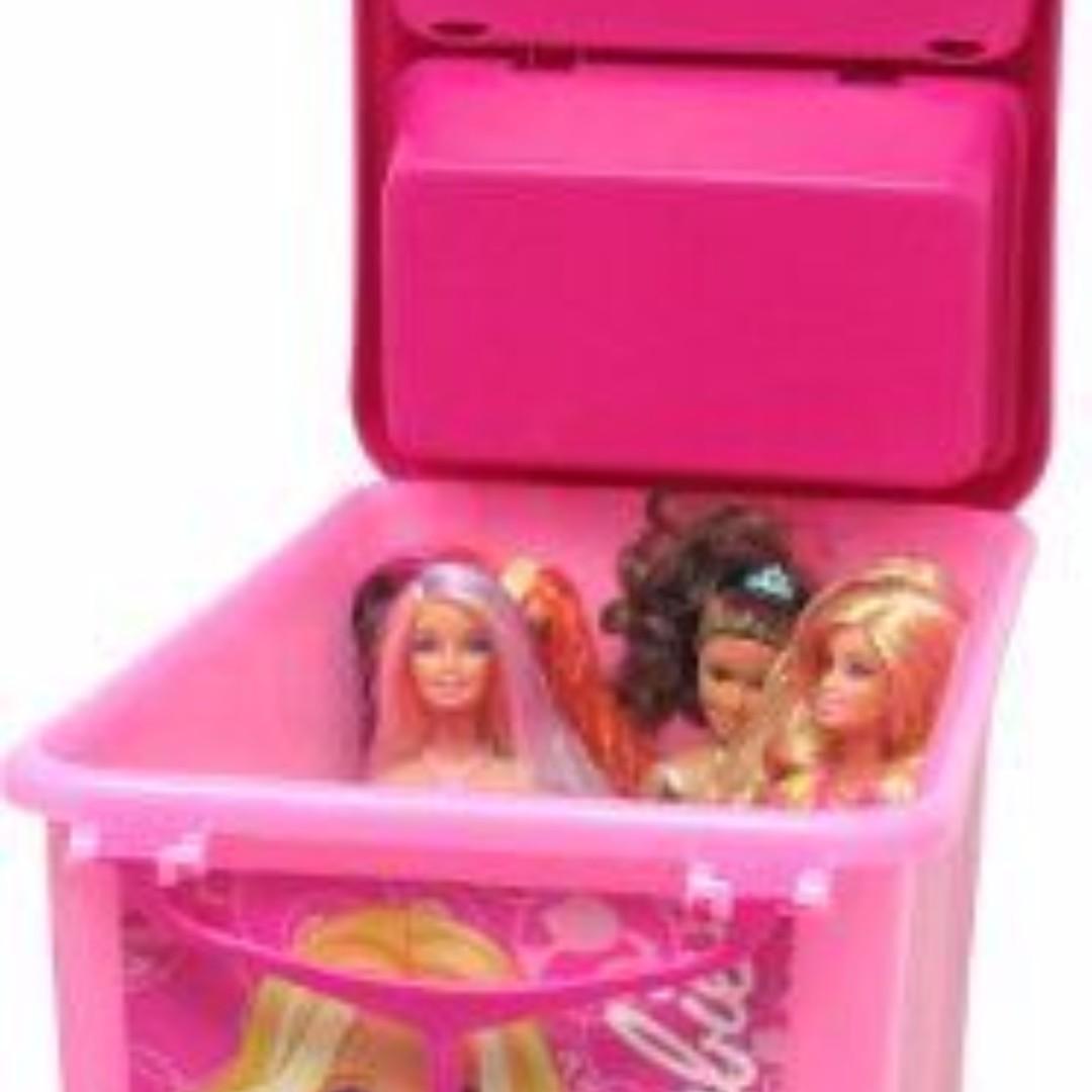 .Barbie Doll Case Clothes Wardrobe Storage Playset Organizer Kids Child  Girl Toy, Babies U0026 Kids, Toys U0026 Walkers On Carousell