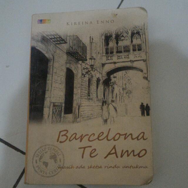 Barcelona Te Amo - Kireina Eno