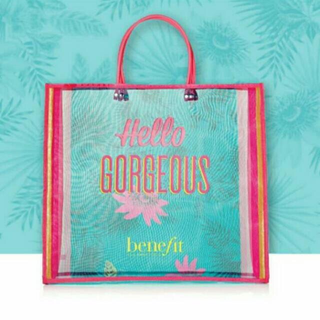 Benefit Hello Gorgeous Bag