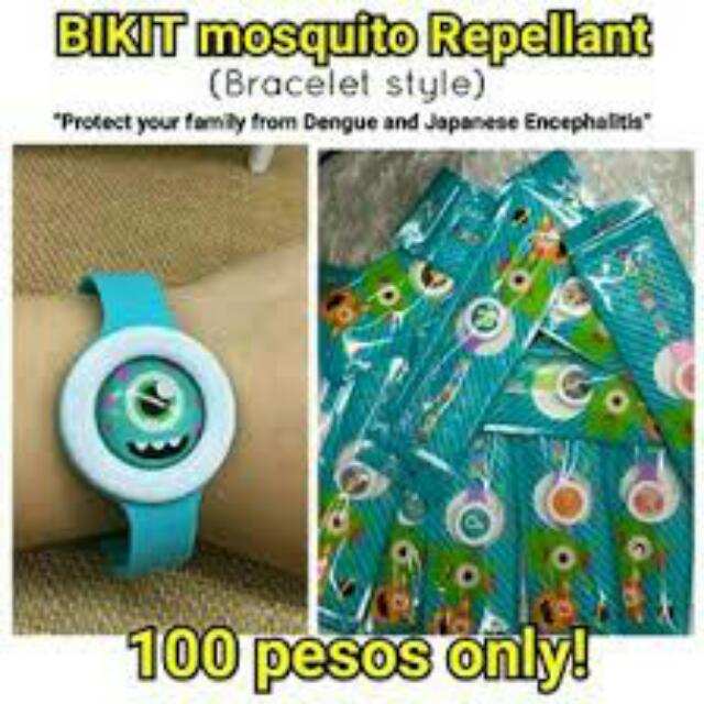 """BIKIT GUARD """"JAPANESE ENCEPHALITIS"""" """"DENGUE"""" Bought For 100. Selling It For 50% Off ✔REPRICED! 🔹50.00PHP #dress #gown  #preloved #cheap #kids -Please Respect. If Your  Not Sure Don't Buy It!  So Far My Daughter used It  And The Smell Last  For 2months."""
