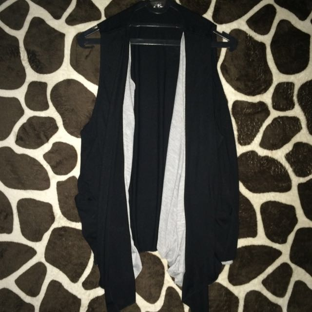 Black Grey Outer