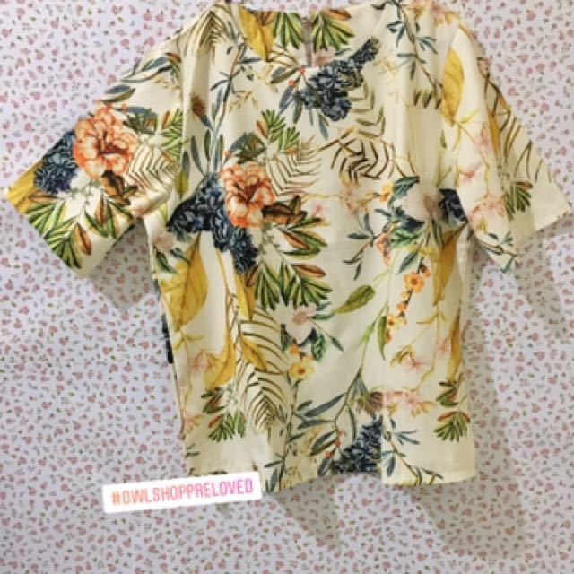 Blouse Flower 👚 🌺