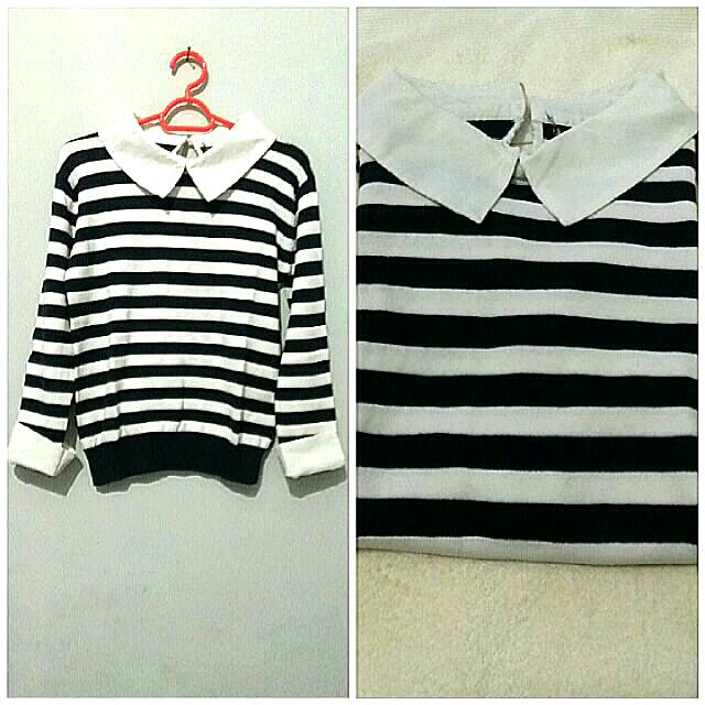 Blouse /sweater Striped
