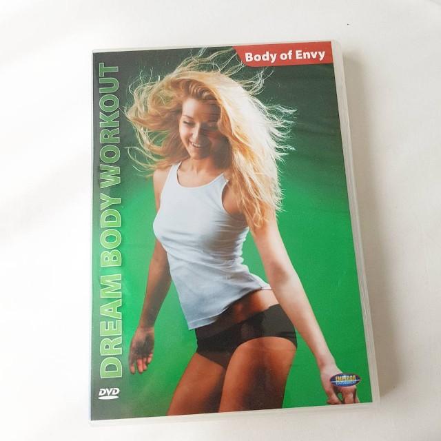 Body of envy DVD