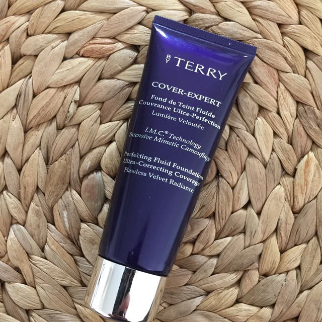 By Terry Cover-Expert Perfecting Fluid Foundation -  8 Intense Beige