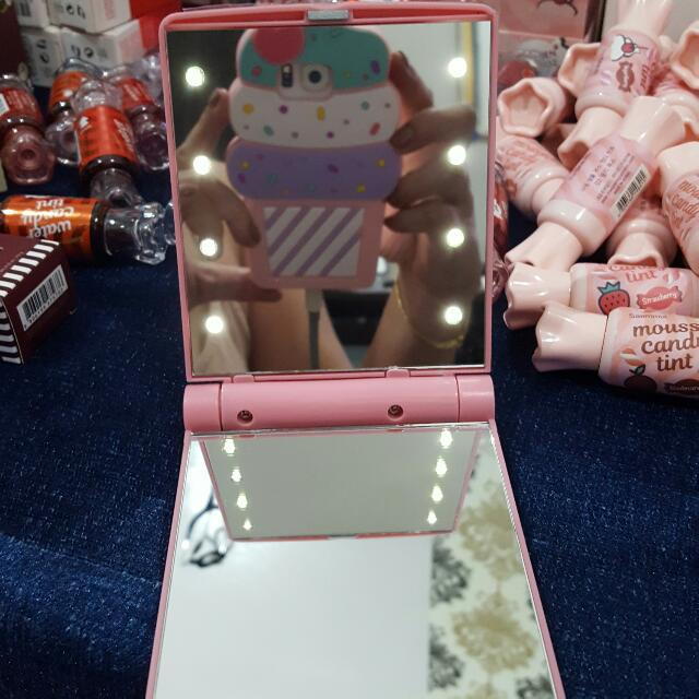 Campact Led Mirror