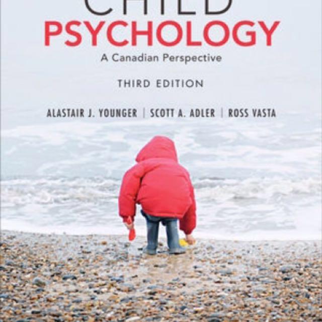 Child Psychology 2nd Ed